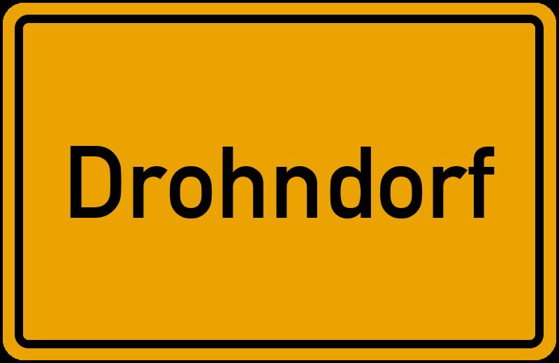 onlinestreet Branchenbuch für Drohndorf