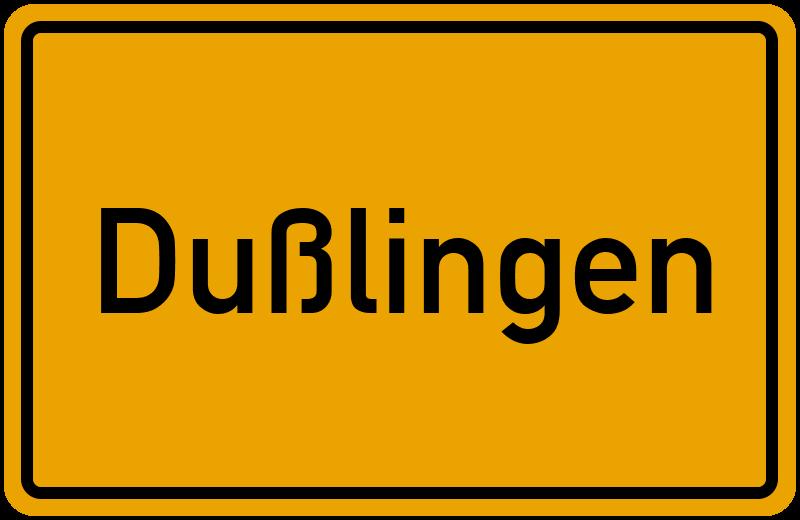 onlinestreet Branchenbuch für Dußlingen