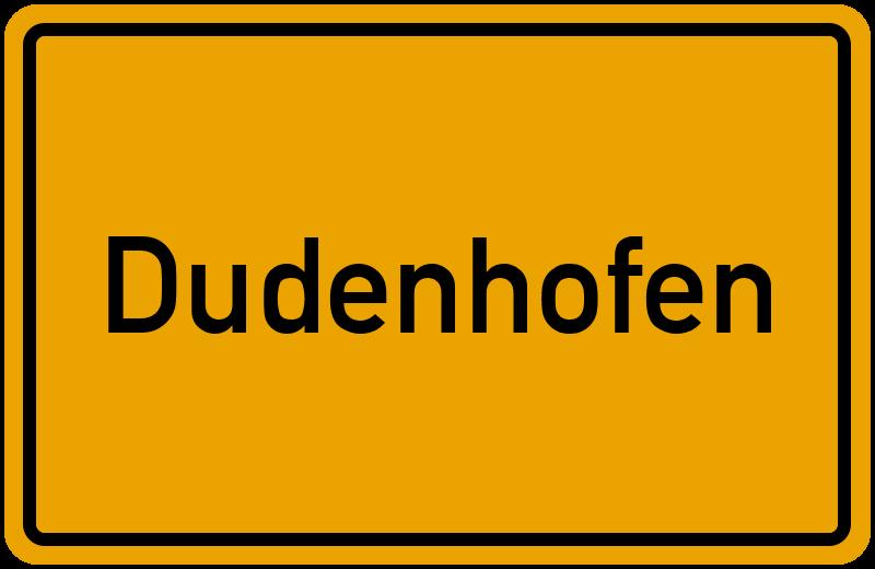 onlinestreet Branchenbuch für Dudenhofen