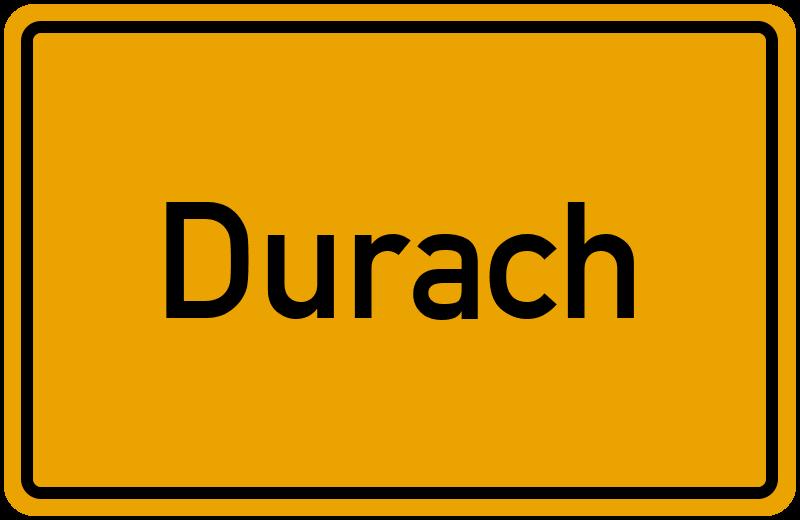 onlinestreet Branchenbuch für Durach