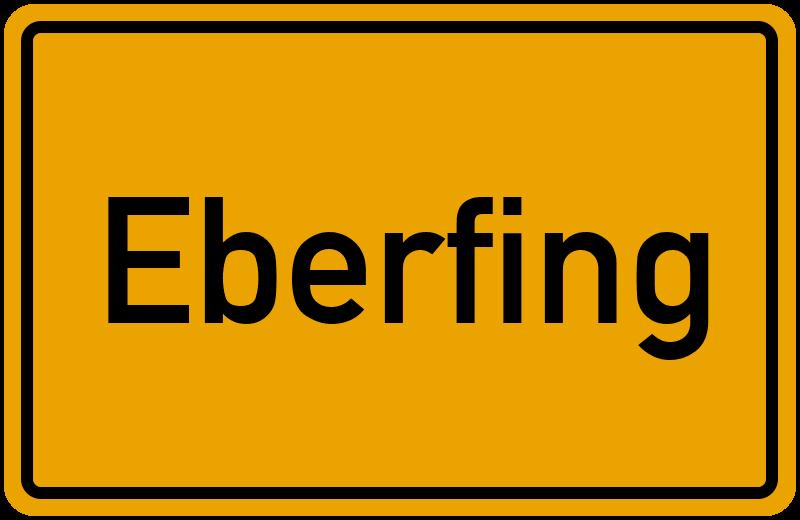 onlinestreet Branchenbuch für Eberfing