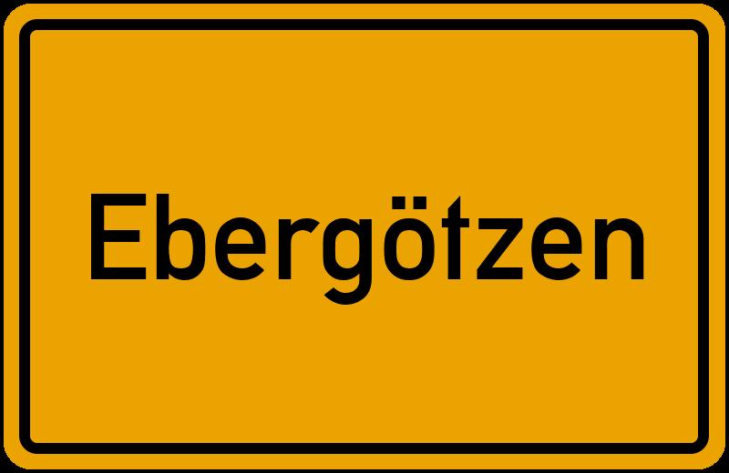 onlinestreet Branchenbuch für Ebergötzen
