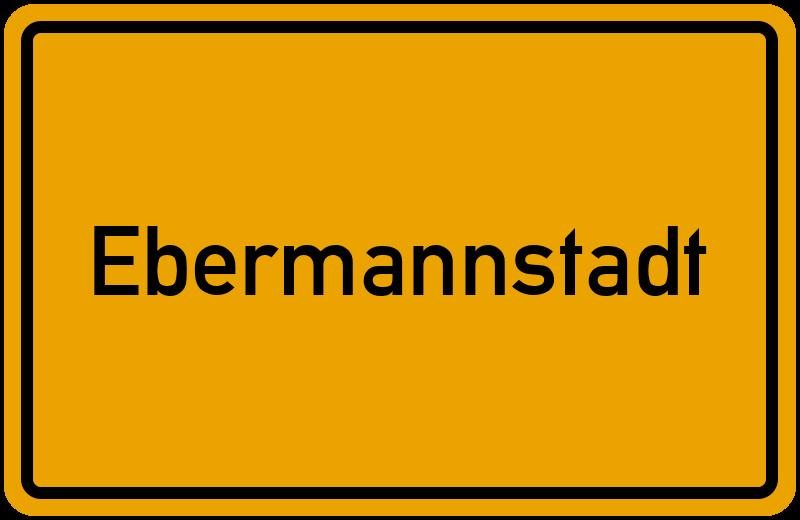onlinestreet Branchenbuch für Ebermannstadt