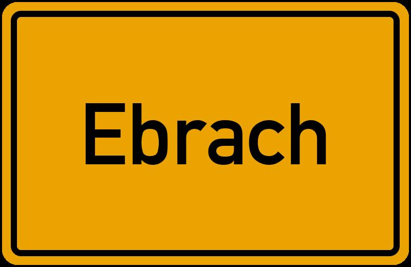 onlinestreet Branchenbuch für Ebrach