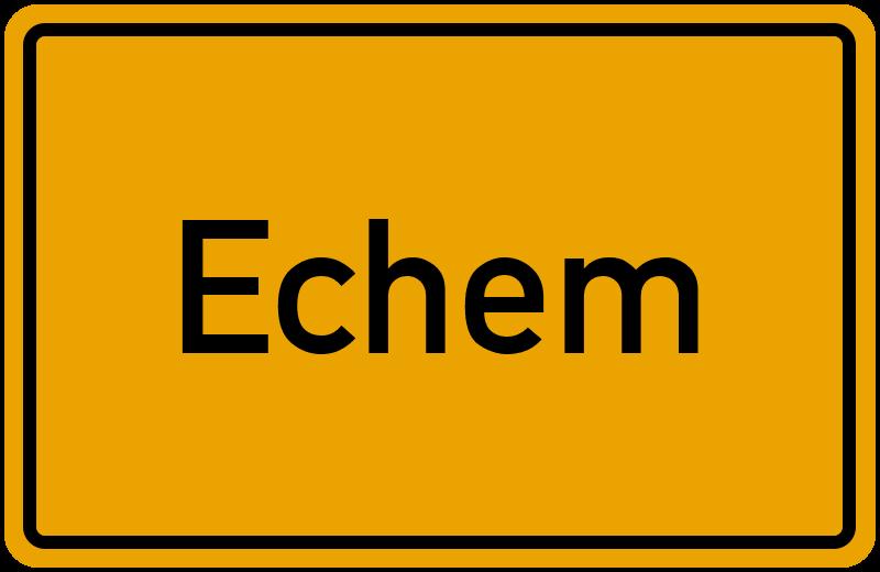 onlinestreet Branchenbuch für Echem