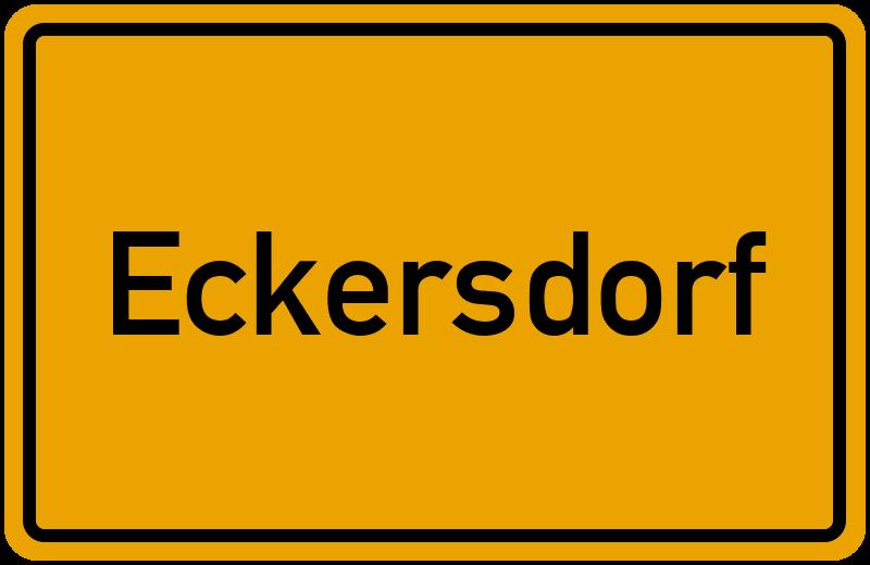 onlinestreet Branchenbuch für Eckersdorf