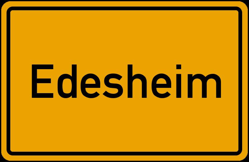 onlinestreet Branchenbuch für Edesheim