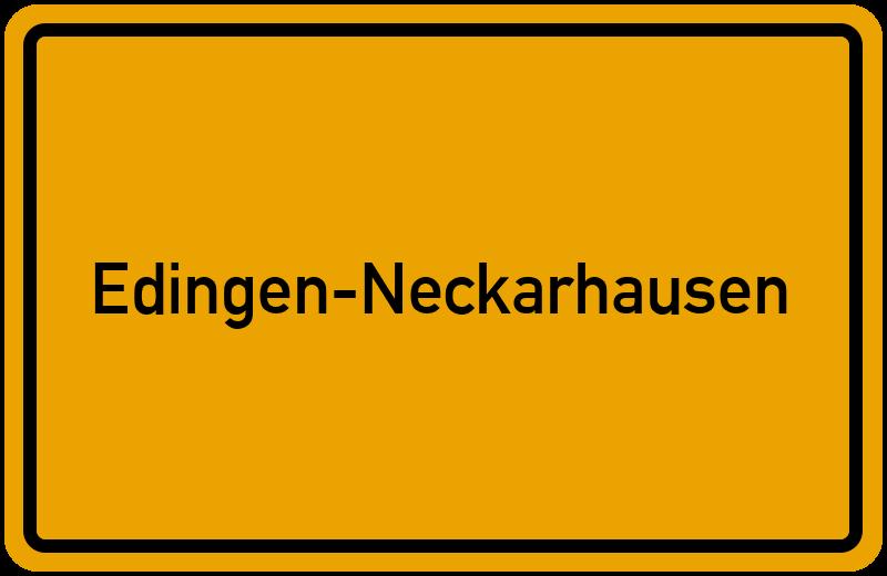 onlinestreet Branchenbuch für Edingen-Neckarhausen