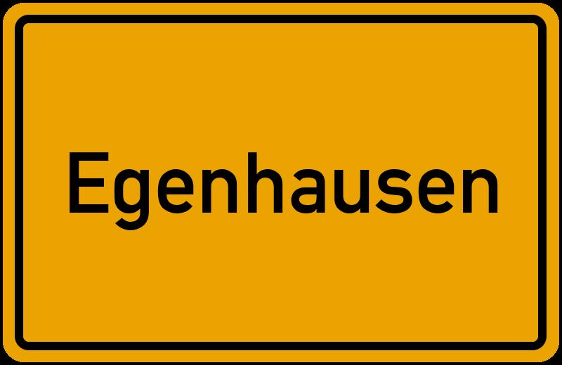 onlinestreet Branchenbuch für Egenhausen