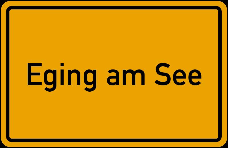 onlinestreet Branchenbuch für Eging am See