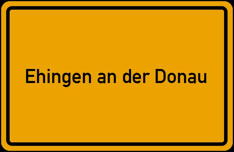 onlinestreet Branchenbuch für Ehingen an der Donau