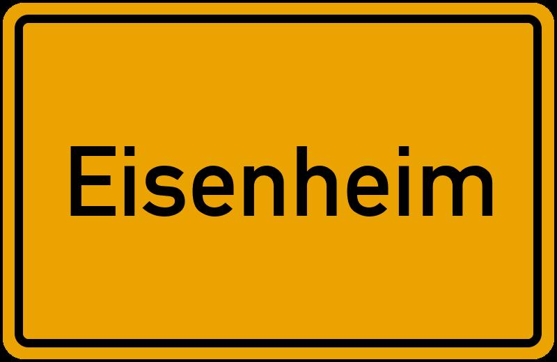 onlinestreet Branchenbuch für Eisenheim