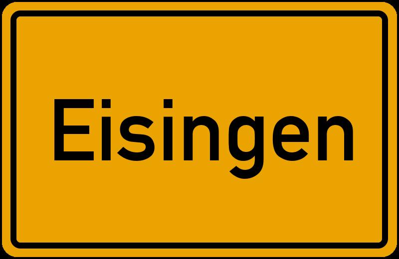 onlinestreet Branchenbuch für Eisingen