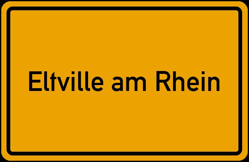 onlinestreet Branchenbuch für Eltville am Rhein
