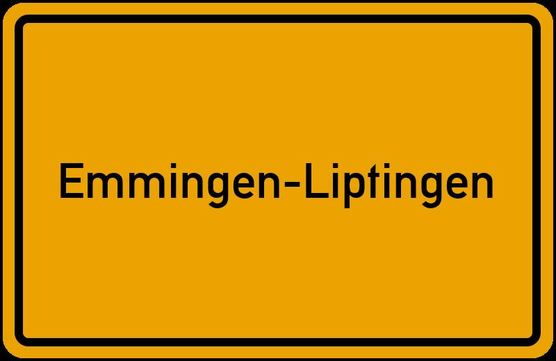 onlinestreet Branchenbuch für Emmingen-Liptingen