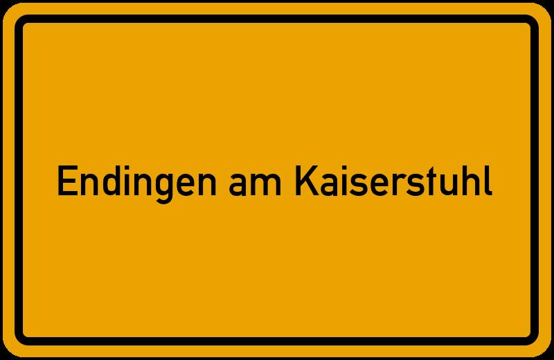 onlinestreet Branchenbuch für Endingen am Kaiserstuhl