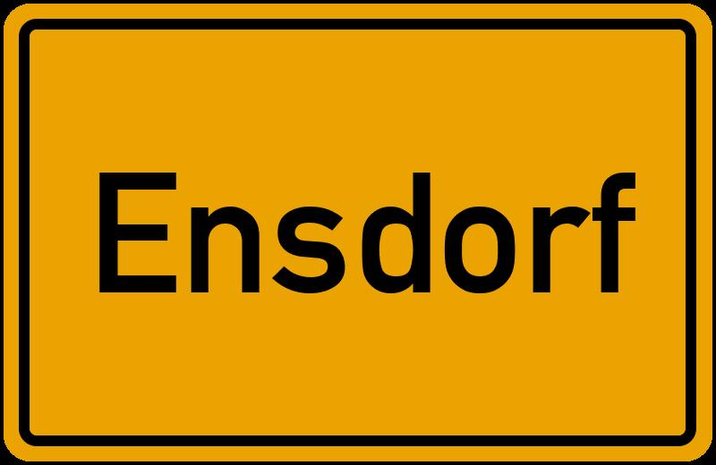 onlinestreet Branchenbuch für Ensdorf