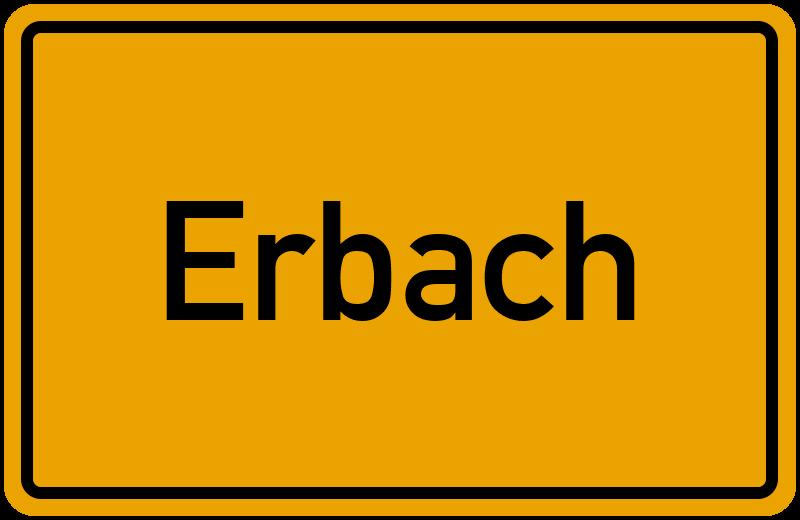 onlinestreet Branchenbuch für Erbach