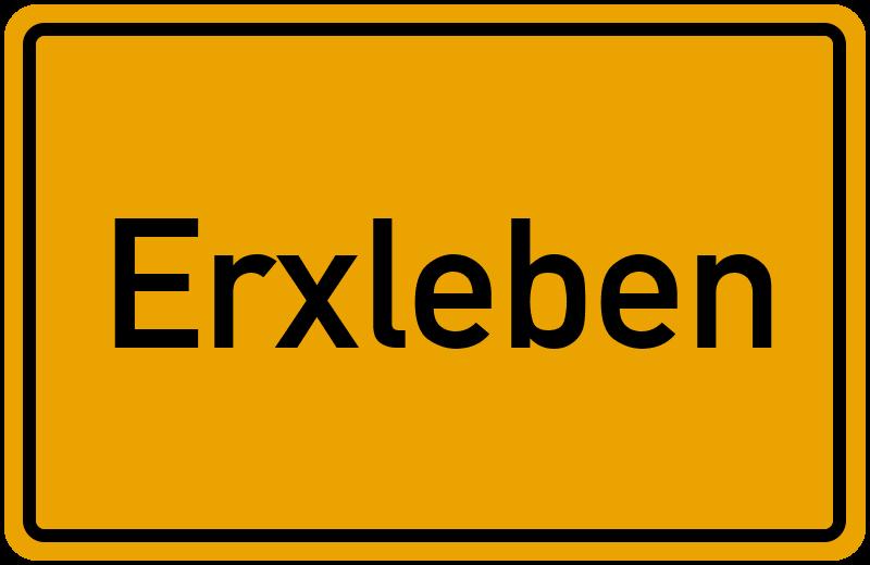 onlinestreet Branchenbuch für Erxleben