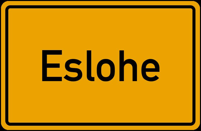 onlinestreet Branchenbuch für Eslohe