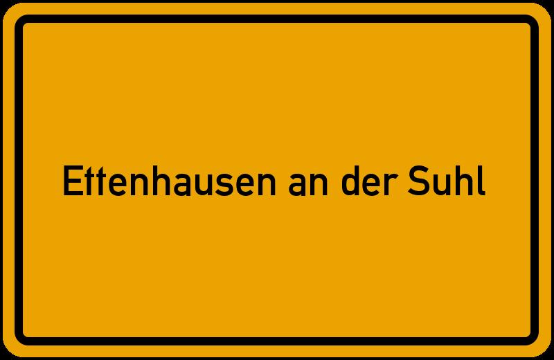onlinestreet Branchenbuch für Ettenhausen an der Suhl