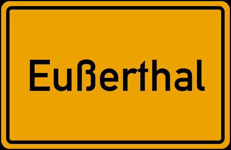 onlinestreet Branchenbuch für Eußerthal