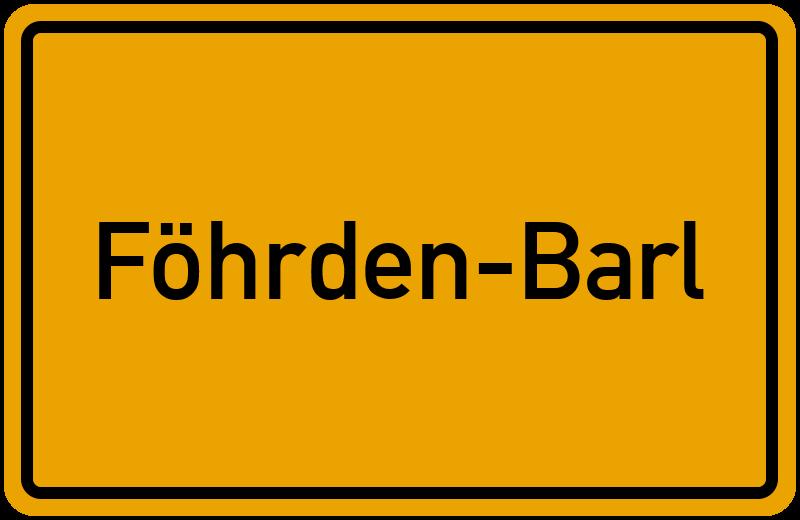 onlinestreet Branchenbuch für Föhrden-Barl