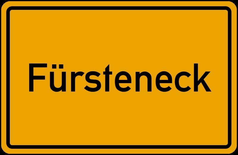 onlinestreet Branchenbuch für Fürsteneck