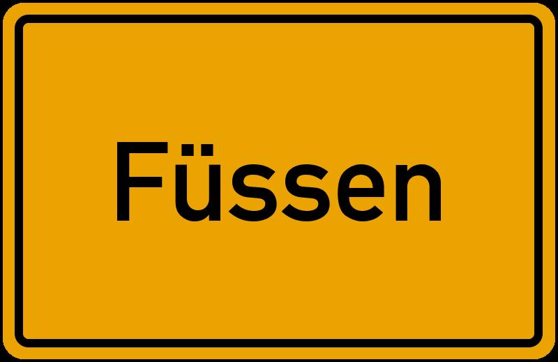 onlinestreet Branchenbuch für Füssen