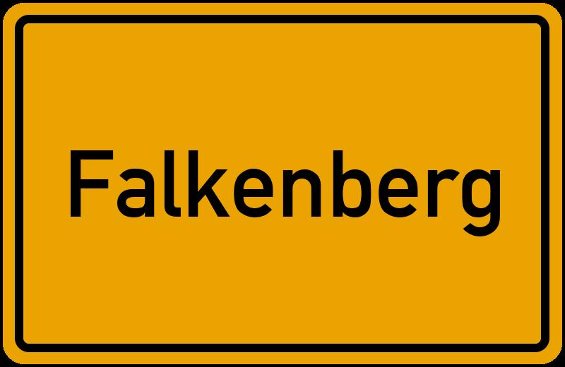 onlinestreet Branchenbuch für Falkenberg