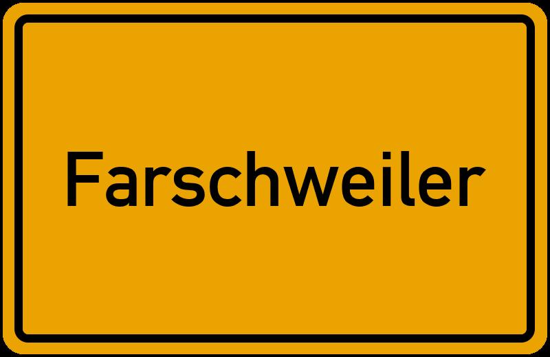 onlinestreet Branchenbuch für Farschweiler