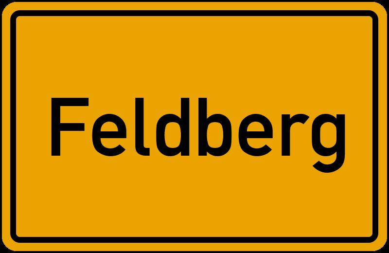 onlinestreet Branchenbuch für Feldberg