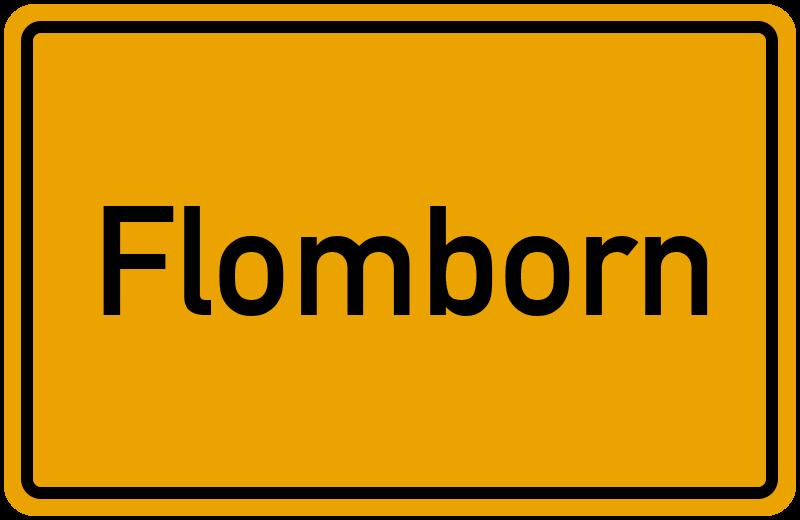 onlinestreet Branchenbuch für Flomborn