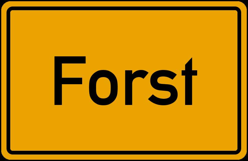 onlinestreet Branchenbuch für Forst