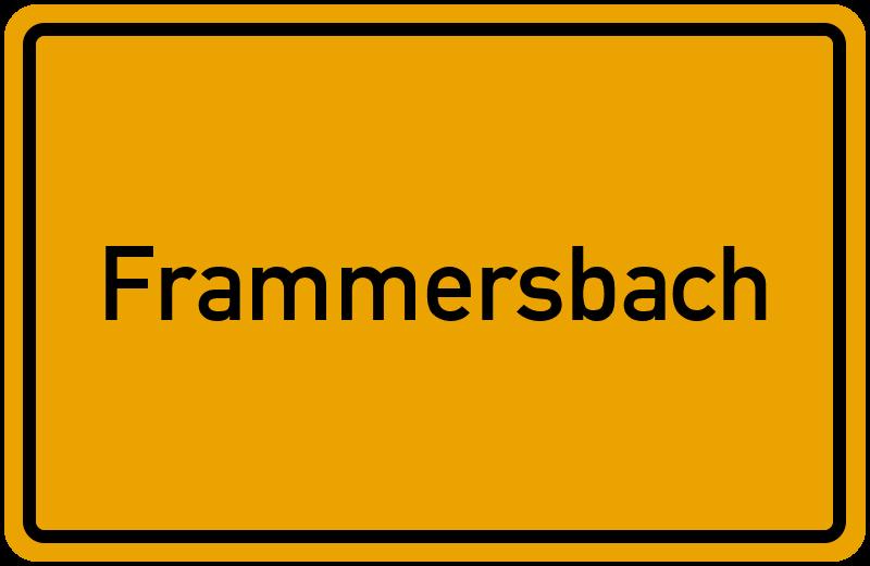 onlinestreet Branchenbuch für Frammersbach