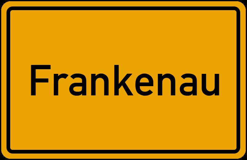 onlinestreet Branchenbuch für Frankenau