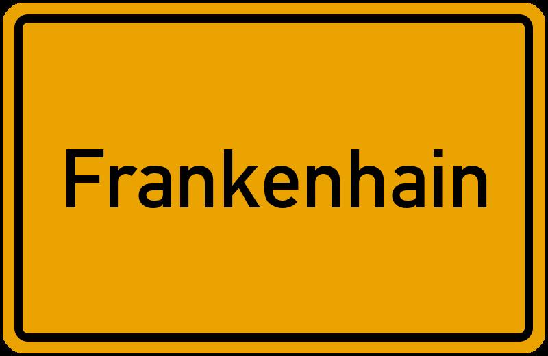 onlinestreet Branchenbuch für Frankenhain