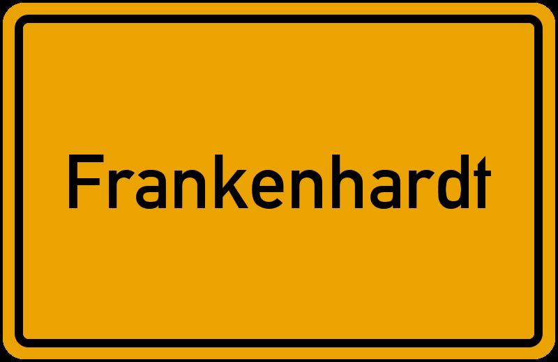 onlinestreet Branchenbuch für Frankenhardt