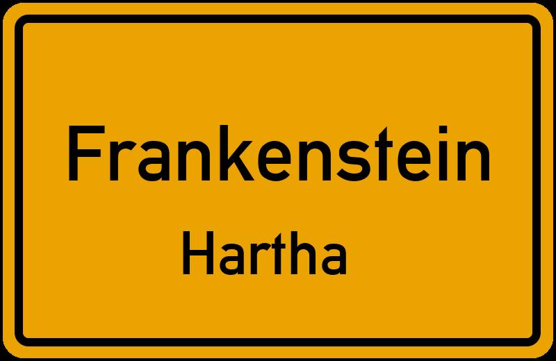 Zur Räuberschänke in 09569 Frankenstein Hartha (Sachsen)