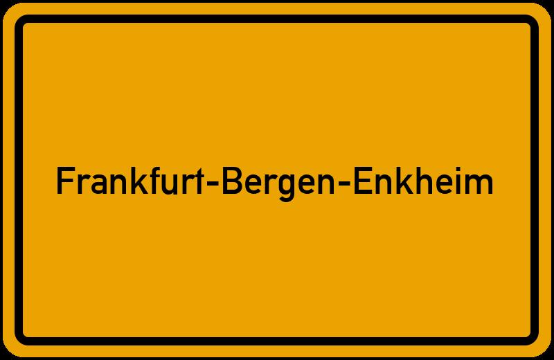 Ortsvorwahl 06109: Telefonnummer aus Frankfurt-Bergen-Enkheim / Spam Anrufe