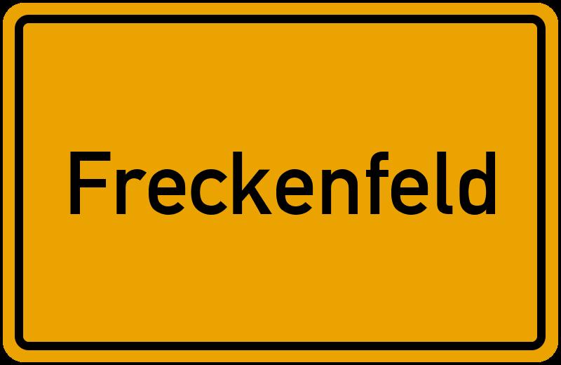 onlinestreet Branchenbuch für Freckenfeld