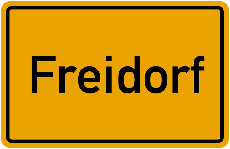 onlinestreet Branchenbuch für Freidorf