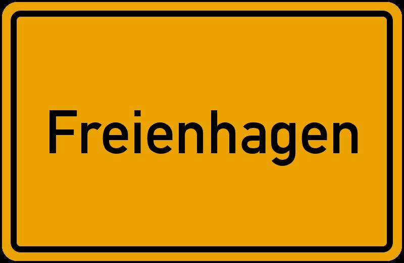 onlinestreet Branchenbuch für Freienhagen