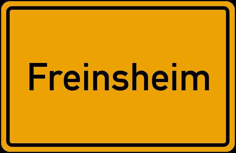 onlinestreet Branchenbuch für Freinsheim