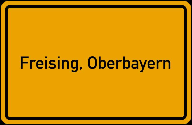 Ortsvorwahl 08161: Telefonnummer aus Freising, Oberbayern / Spam Anrufe