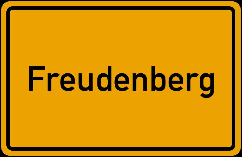 onlinestreet Branchenbuch für Freudenberg