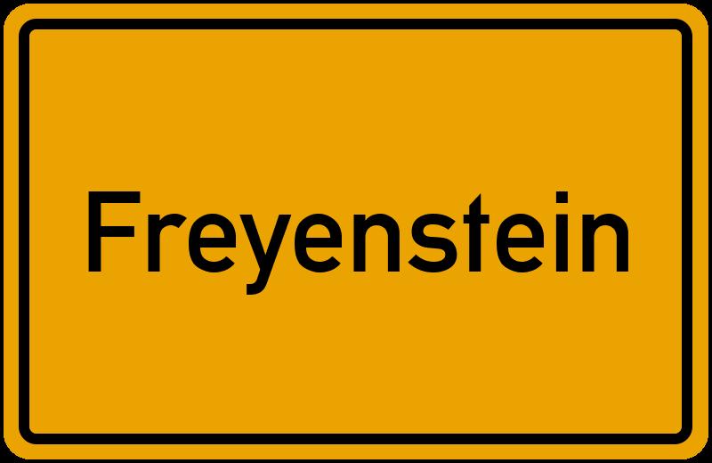 onlinestreet Branchenbuch für Freyenstein