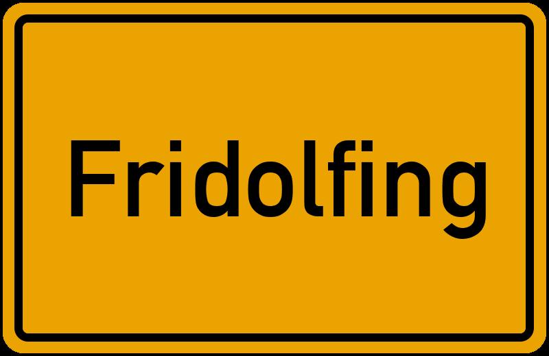 onlinestreet Branchenbuch für Fridolfing