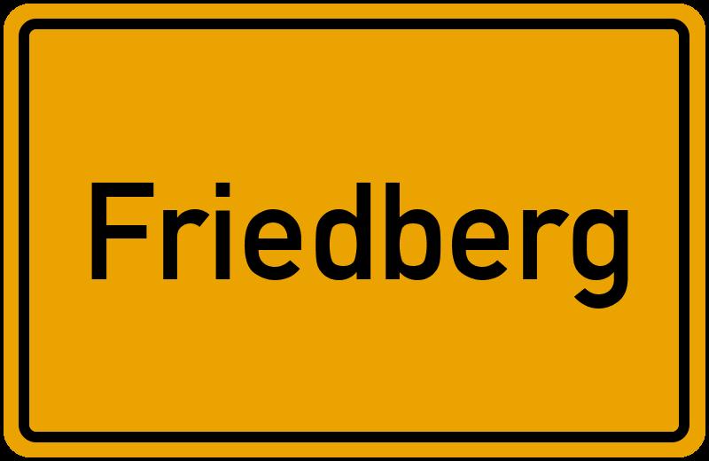 onlinestreet Branchenbuch für Friedberg