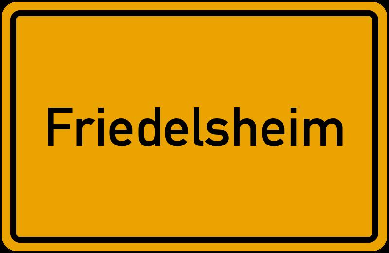 onlinestreet Branchenbuch für Friedelsheim